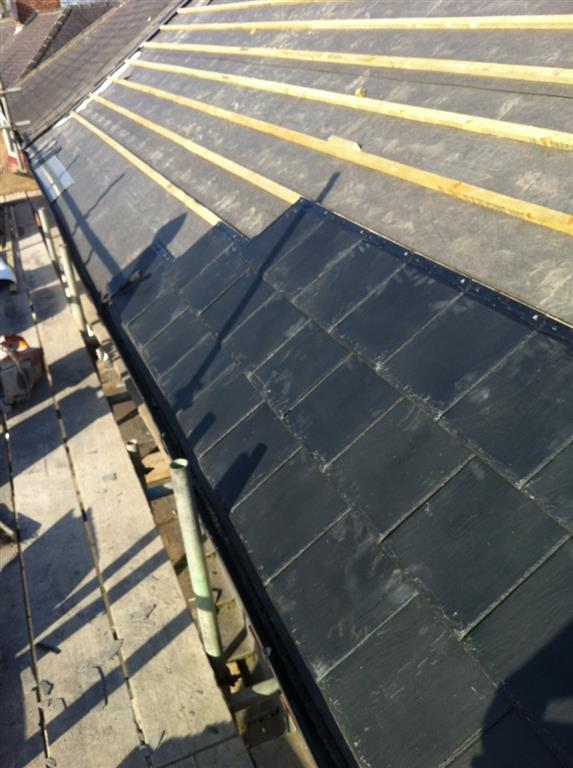 Roof In Eccles 07890315540 Manchester Kitchens