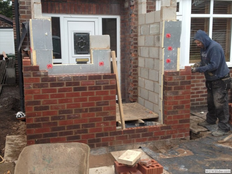 The Garage Door >> Manchester Builders, Builders Manchester, Fitted Kitchens, Extensions | Gerald Walter – Whitefield