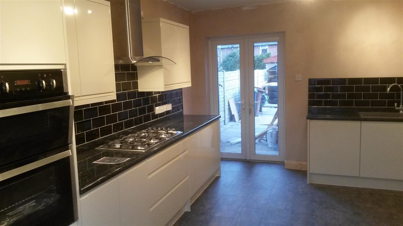 Fitted Kitchens Manchester Prestwich