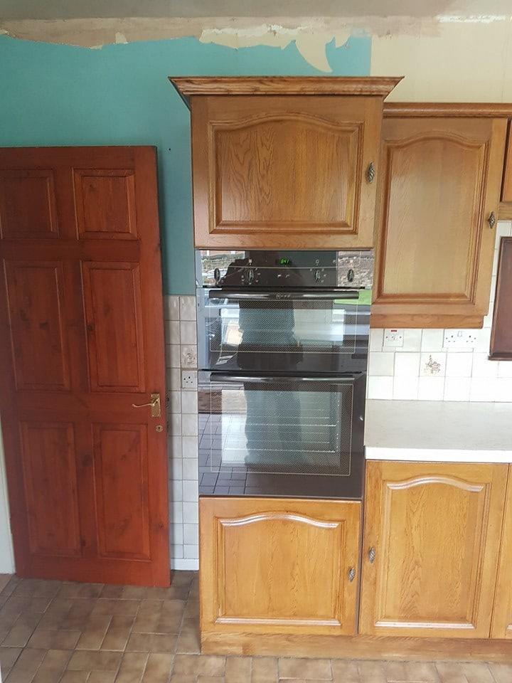 Lomax Kitchen Refurb Whitefield 07890315540 Manchester
